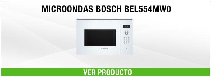 Microondas Bosch BEL554MW0 con grill