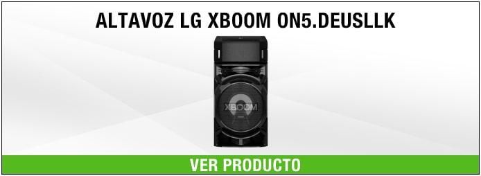 Altavoz LG XBOOM ON5.DEUSLLK