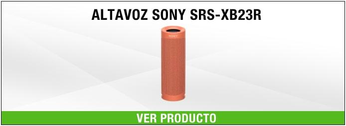 Altavoz Sony SRS-XB23R