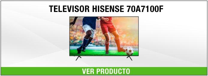 Televisor Hisense 70A7100F