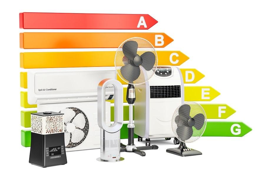 etiquetado energetico electrodomesticos