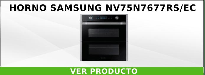Horno Samsung NV75N7677RS/EC