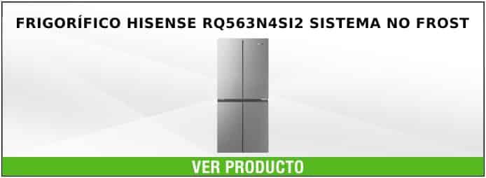frigoríficos americanos 4 puertas