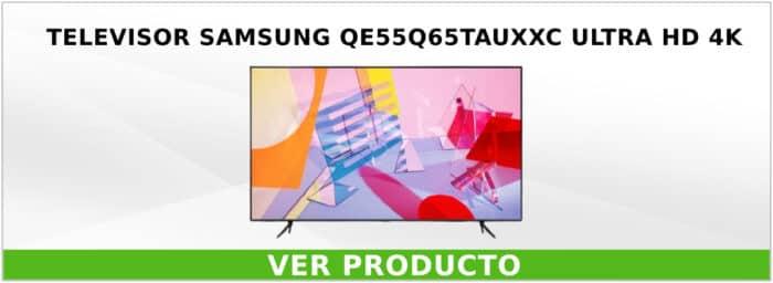 Televisor Samsung QE55Q65TAUXXC Ultra HD 4K