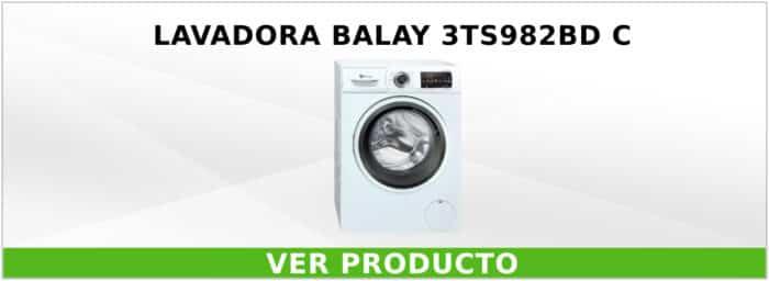 Lavadora Balay 3TS982BD C