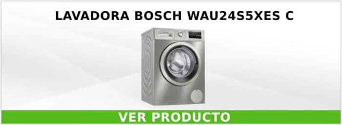 Lavadora Bosch WAU24S5XES C
