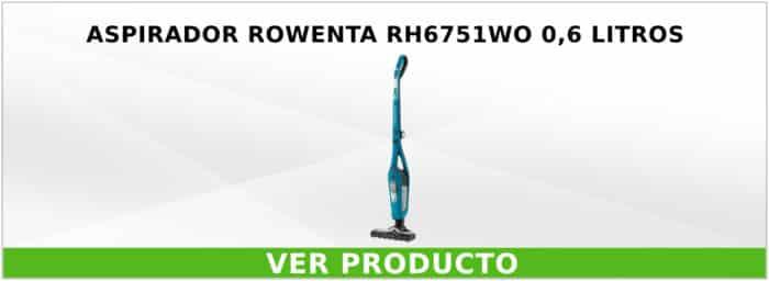 Aspirador Rowenta RH6751WO 0,6 litros
