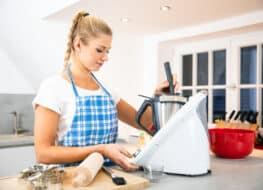 comparativa robots cocina
