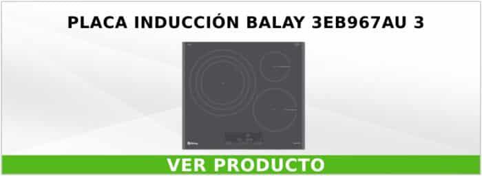 Placa inducción Balay 3EB967AU 3