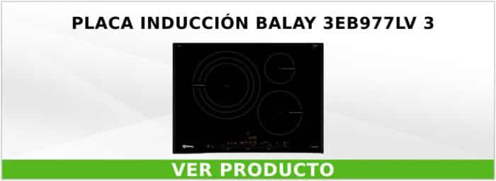 Placa inducción Balay 3EB977LV 3