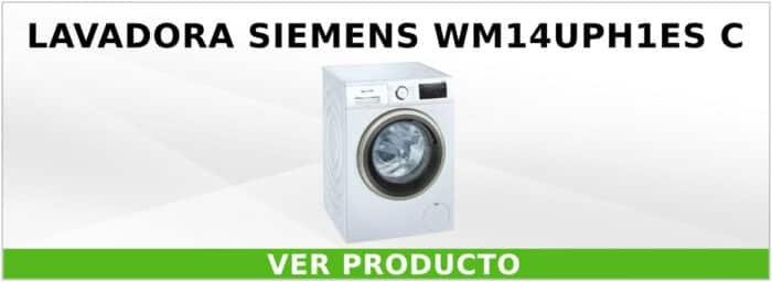 Lavadora Siemens WM14UPH1ES C