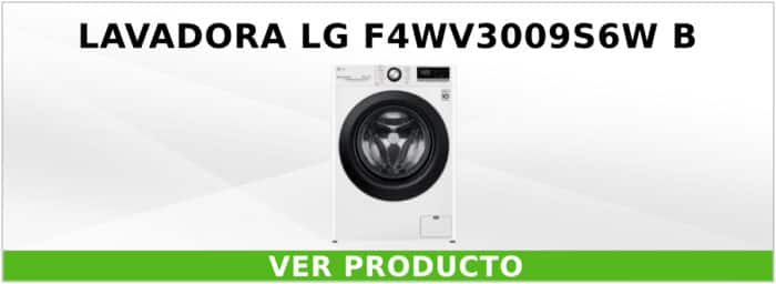 Lavadora LG F4WV3009S6W B