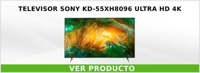 Televisor Sony KD-55XH8096 Ultra HD 4K