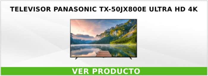 Televisor Panasonic TX-50JX800E Ultra HD 4K