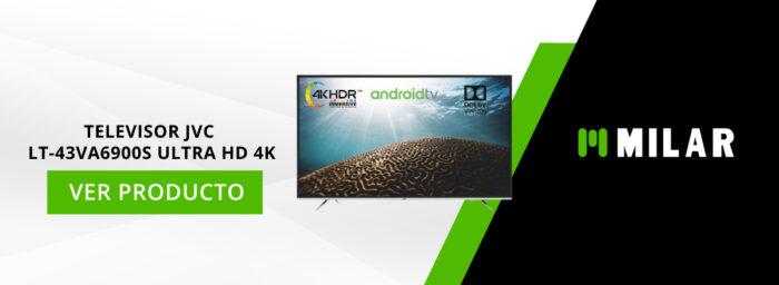 Televisor JVC LT-43VA6900S Ultra HD 4K