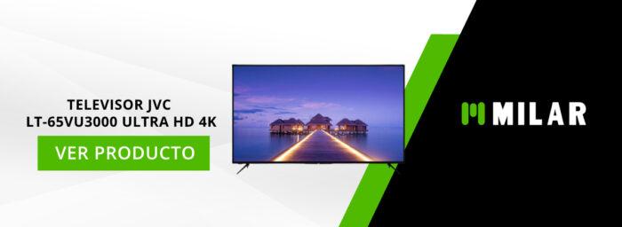 Televisor JVC LT-65VU3000 Ultra HD 4K