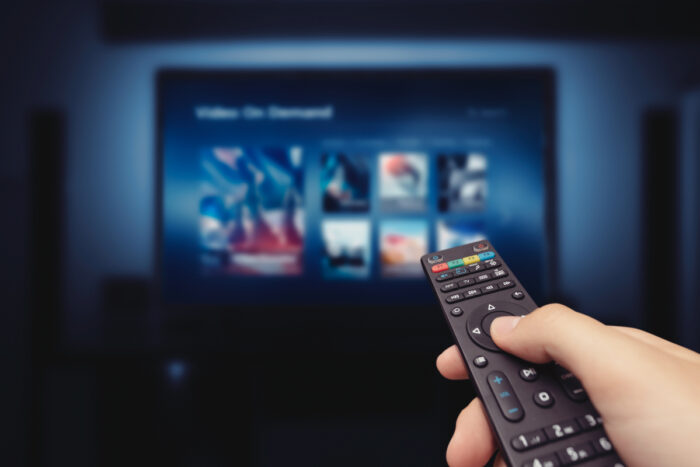 Smart TV JVC