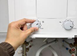 consumo de calentador eléctrico