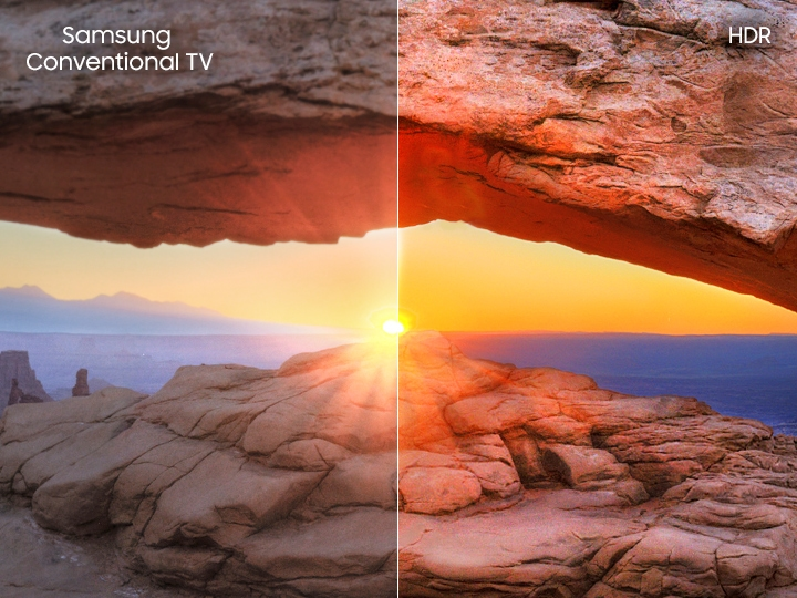 televisor samsung hd ready color hdr