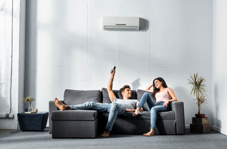 temperatura ideal aire acondicionado daikin