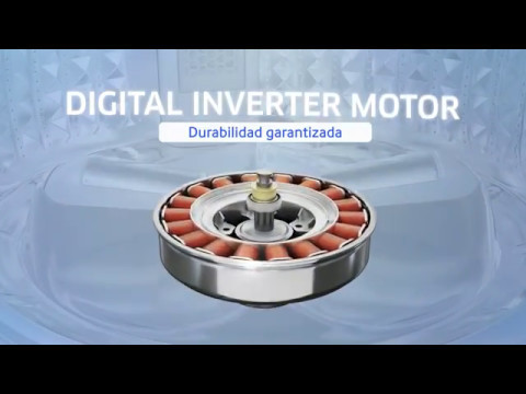 Motor Digital Inverter